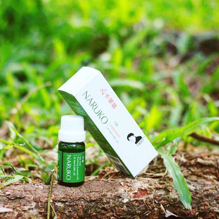 Tinh dầu trà tràm Naruko Tea Tree Purifying Essential Oil
