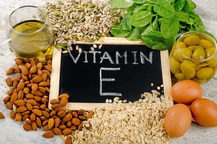 viên uống nipro vitamin e 50mg