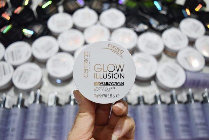 Phấn Phủ Catrice Glow Illusion Loose Powder