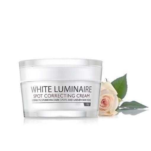 Kem dưỡng ẩm đặc trị làm sáng da White Luminaire Spot Correcting Cream 5