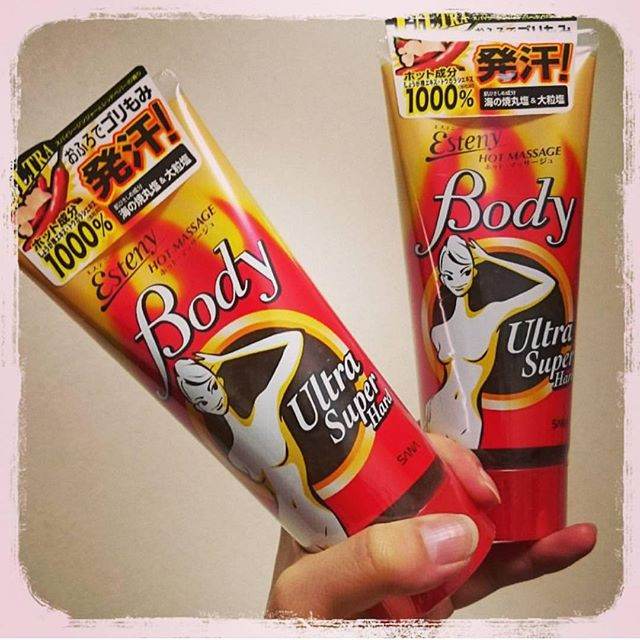 Review Kem tan Esteny Hot Body Ultra Super Hard có tốt không】