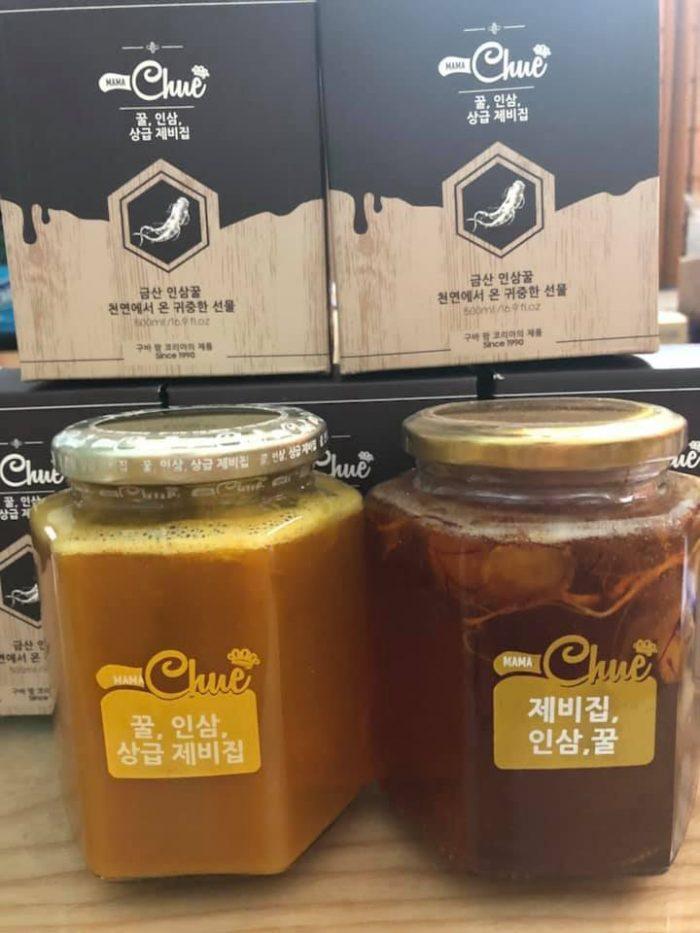 Sâm nghệ mật ong Mama Chuê