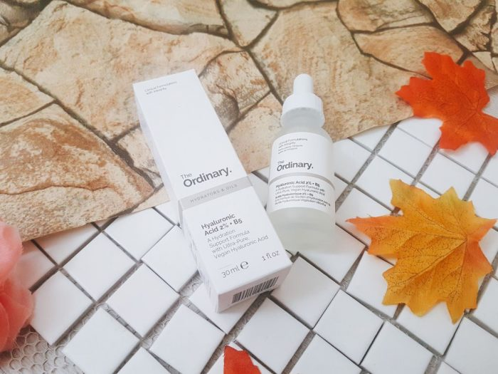 Serum The Ordinary Hyaluronic Acid 2% + B5