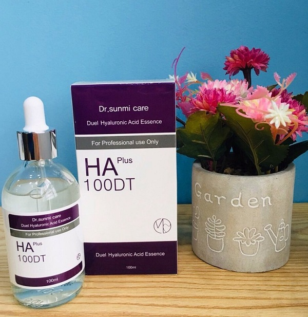 Serum DR.SUNMI CARE HA PLUS 100DT DUEL HYALURONIC ACID ESSENCE