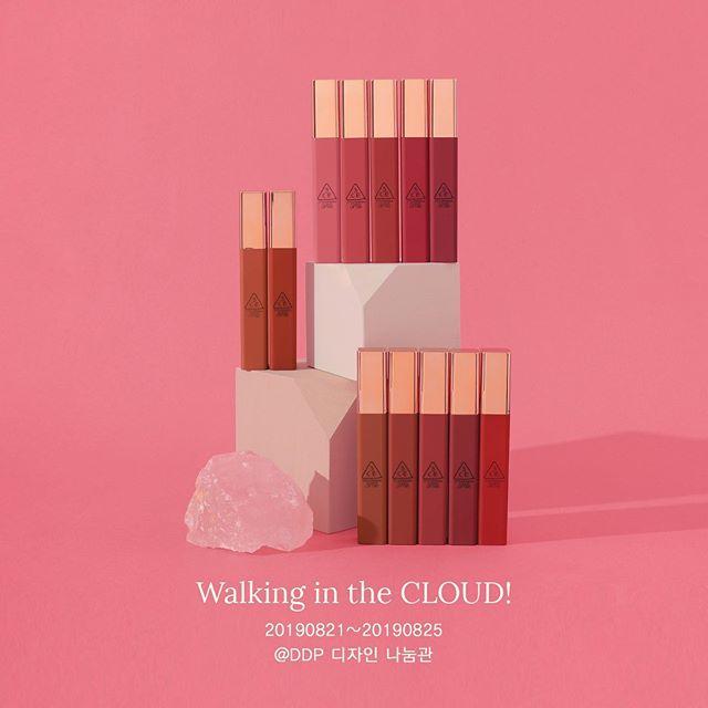 Son 3CE Cloud Lip Tint