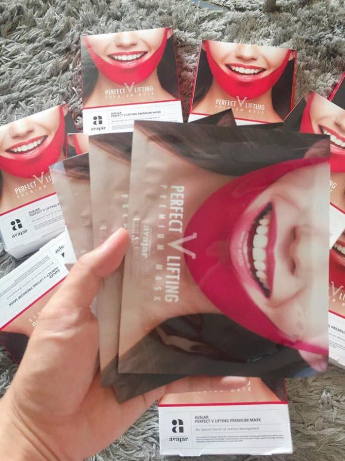 Mặt Nạ Perfect V Lifting Premium Mask