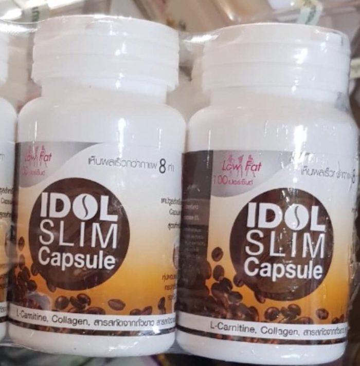 Viên uống giảm cân Idol Slim Capsule