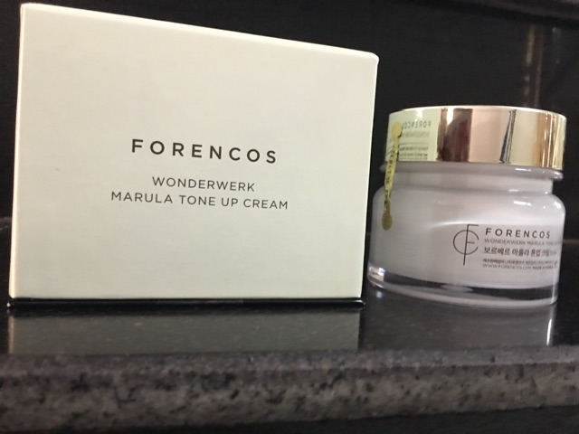Kem Dưỡng Da Forencos Wonderwerk Marula Tone Up Cream