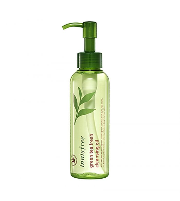 Dầu Tẩy Trang Innisfree Green Tea Cleansing Oil