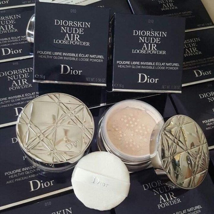 Phấn Phủ Diorskin Nude Air Loose Powder