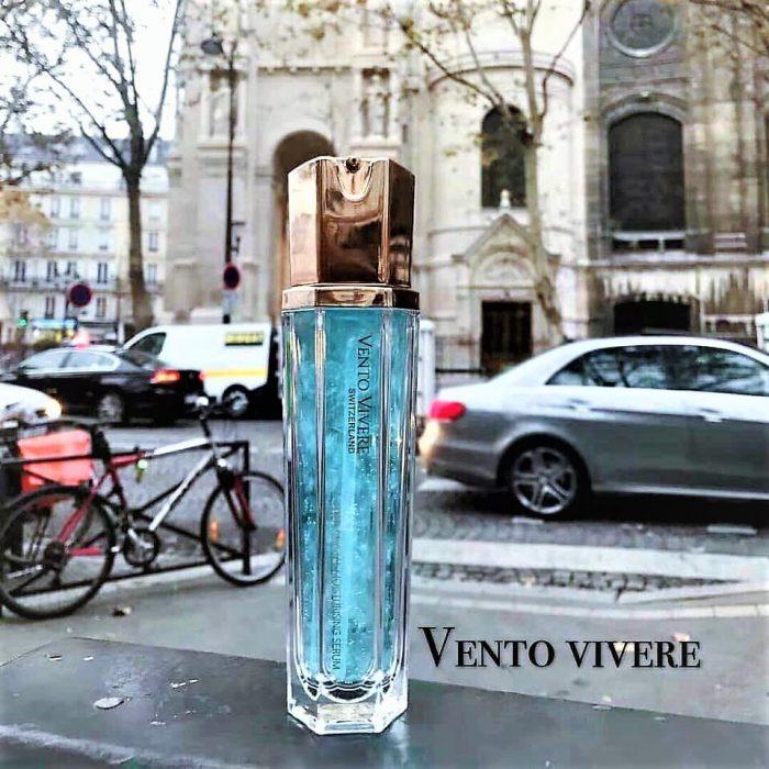 Serum vento vivere iced crystal moisturising