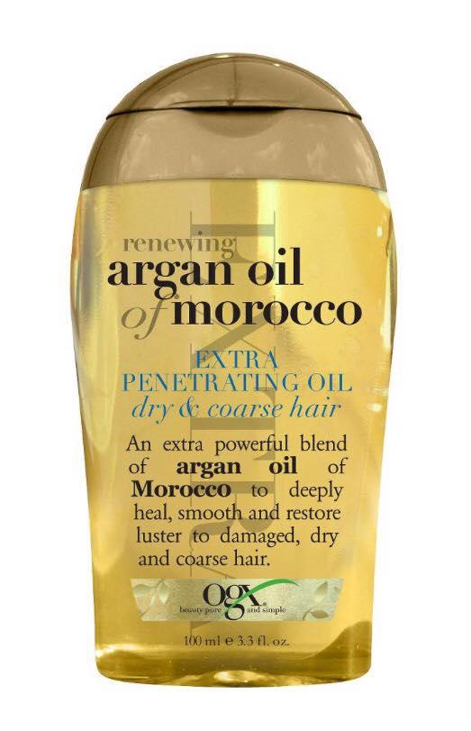 Tinh Dầu Dưỡng Tóc Ogx Renewing Argan Oil Of Morocco