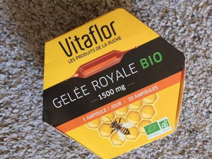 Sữa Ong Chúa Vitaflor Gelée Royale Bio 1500mg