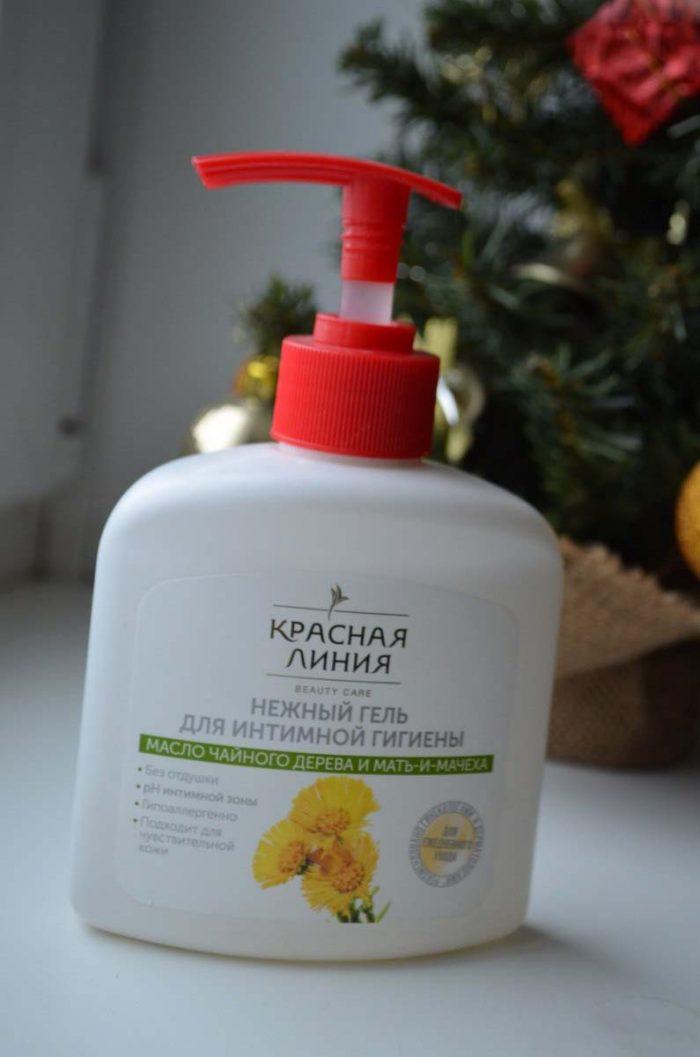 Dung dich vệ sinh phụ nữ Krasnaya Liniya