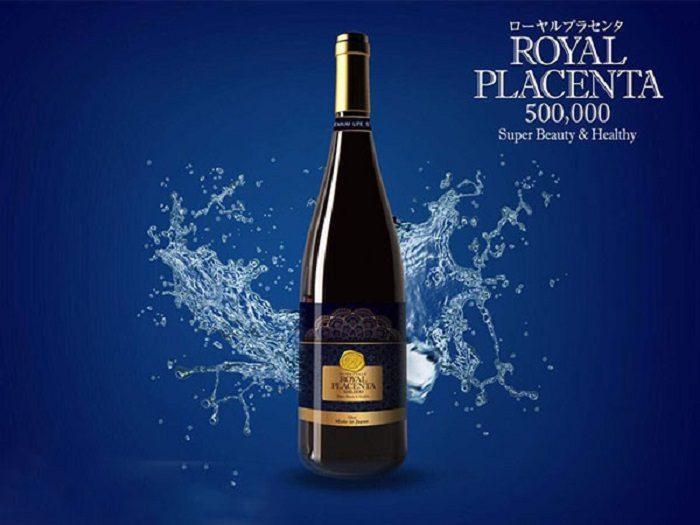 Nước uống AMS-AFC Royal Placenta