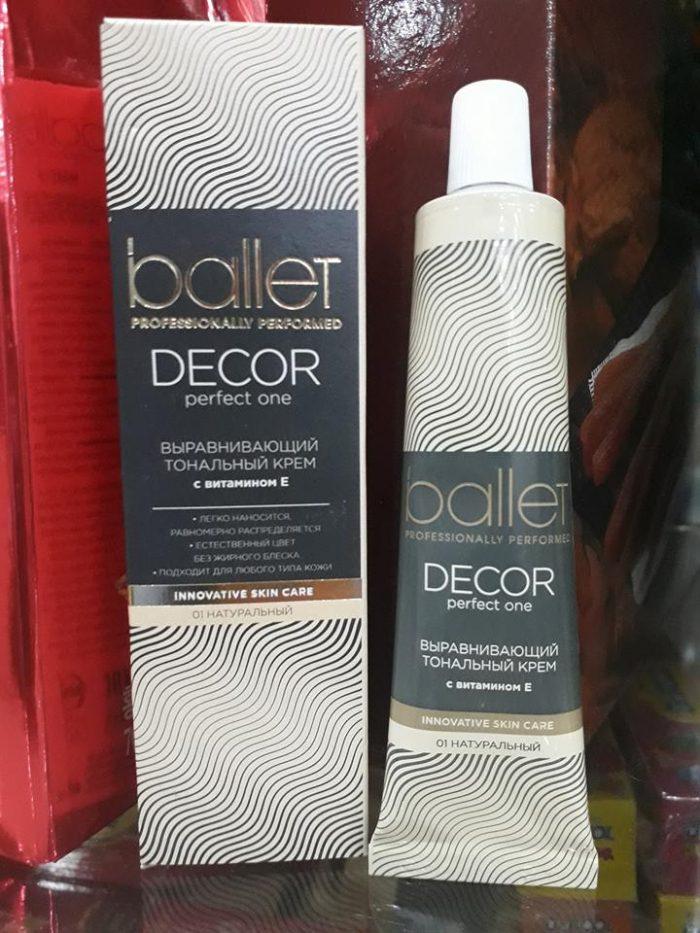 Kem nền Ballet Decor Perfect One