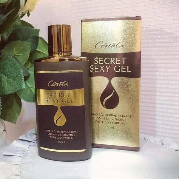 Dung dịch vệ sinh phụ nữ Cenota Secret Sexy Gel