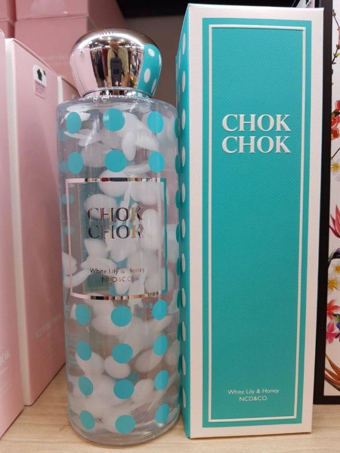 Sữa Dưỡng Thể Chok Chok White Lily & Honey