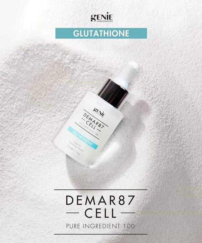Serum Truyền Trắng Genie Demar87 Cell Glutathione