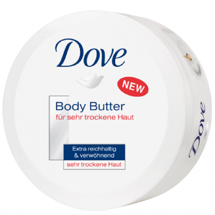 Kem dưỡng da Dove body Butter