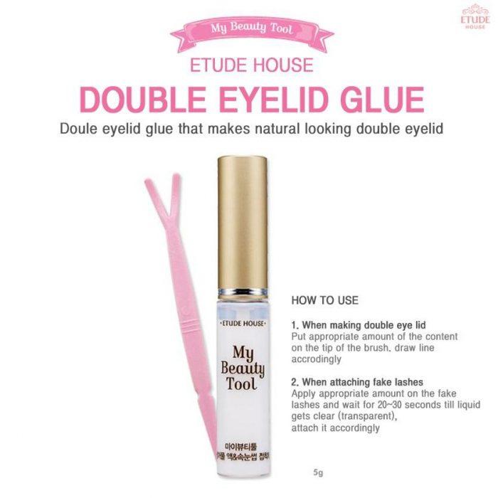 Keo Kích Mí Etude House My Beauty Tool Double Eyelid Glue