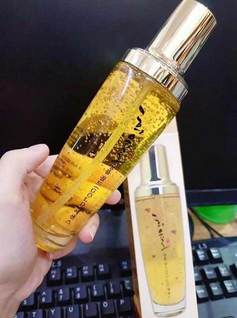 Tinh chất vàng 24K LEBELAGE HEEYUL PREMIUM GOLD ESSENCE SERUM