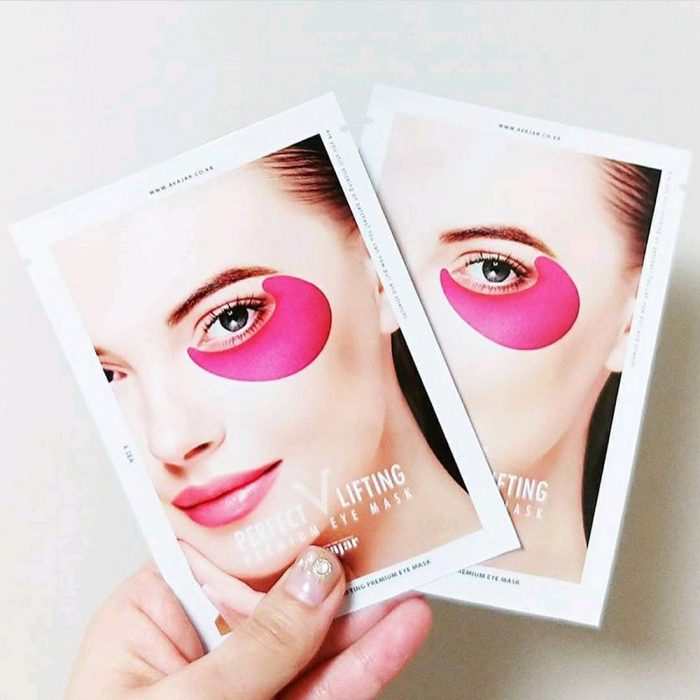 Mặt nạ mắt Perfect V Line Premium Eye Mask