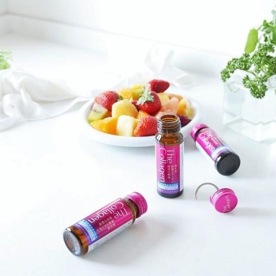 The Collagen Shiseido Drink W