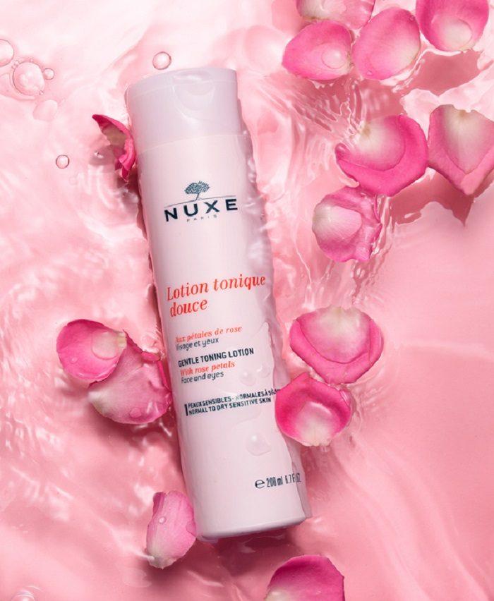 Nước hoa hồng Nuxe Lotion Tonique Douce