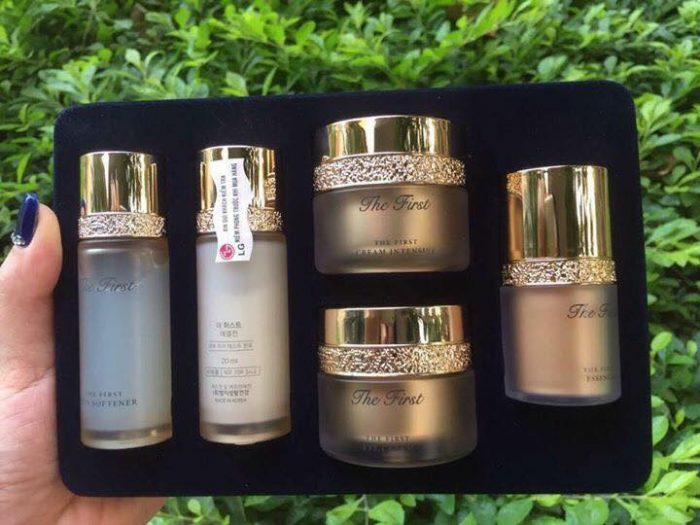 Bộ Tái Sinh Da Ohui The First Geniture Special Gift Set 5pcs