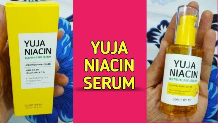 Some By Mi Yuja Niacin Blemish Care Serum