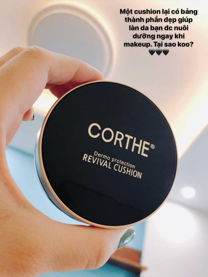 Phấn Nước Corthe Dermo Protection Revival Cushion Spf50+ / PA+++