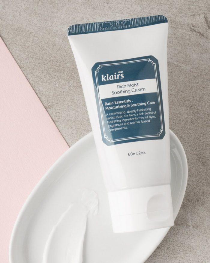 Kem Dưỡng Ẩm Klairs Rich Moist Soothing Cream
