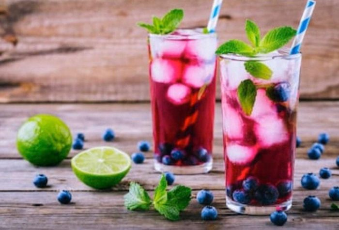 Nước ép Acai Berry Detox SangA