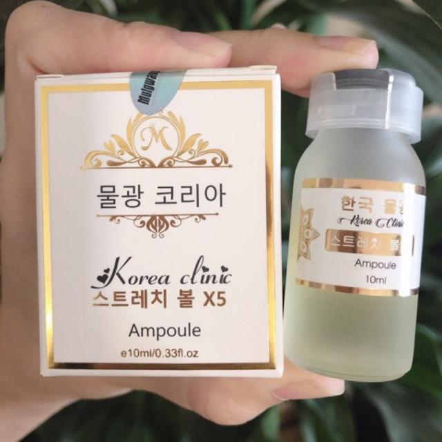 tế bào gốc Muwang Aampoule Korea X5