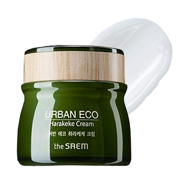 Kem dưỡng The Saem Urban Eco Harakeke Cream