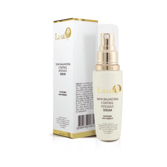 Lasally skin balancing control intensive serum