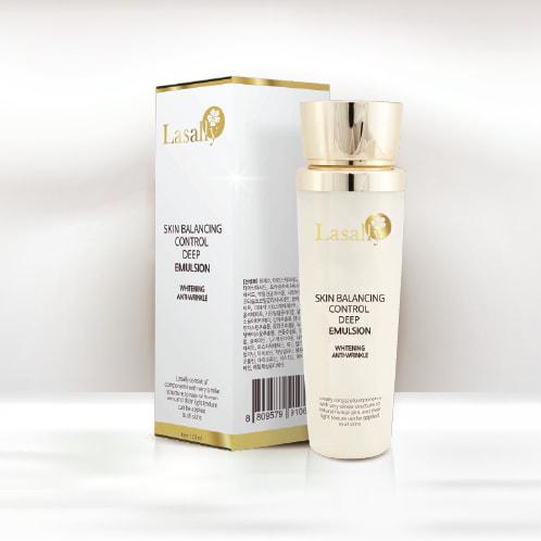 Sữa dưỡng Lasally skin balancing control deep emulsion