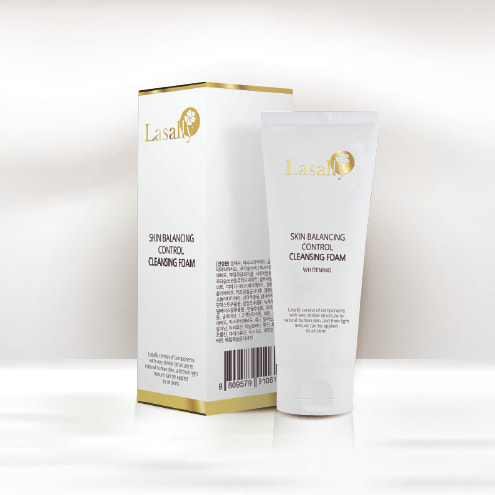 Sữa Rửa Mặt Lasally skin balancing control deep cleansing foam