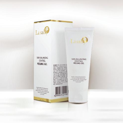 tẩy da chết Lasally Skin Balancing control peeling gel