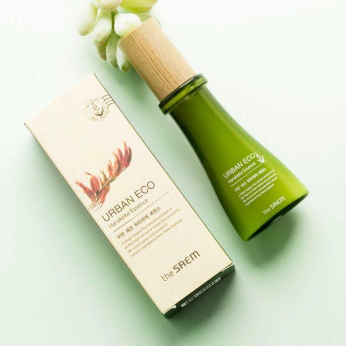 Sữa dưỡng The Saem Urban Eco Harakeke Emulsion