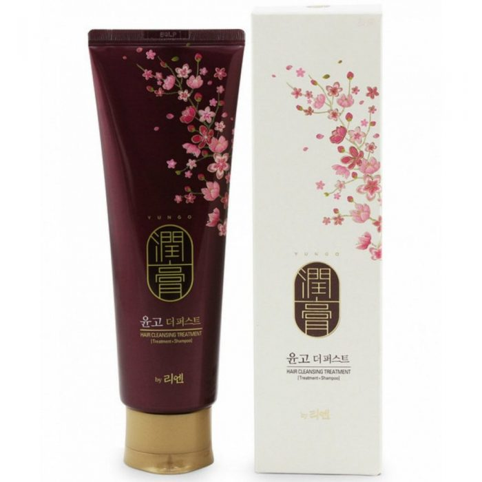 Dầu Gội Yungo Hair Cleansing Treatment
