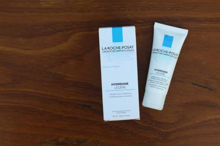 Kem dưỡng La Roche Posay Hydreane Legere Moisturizing Cream