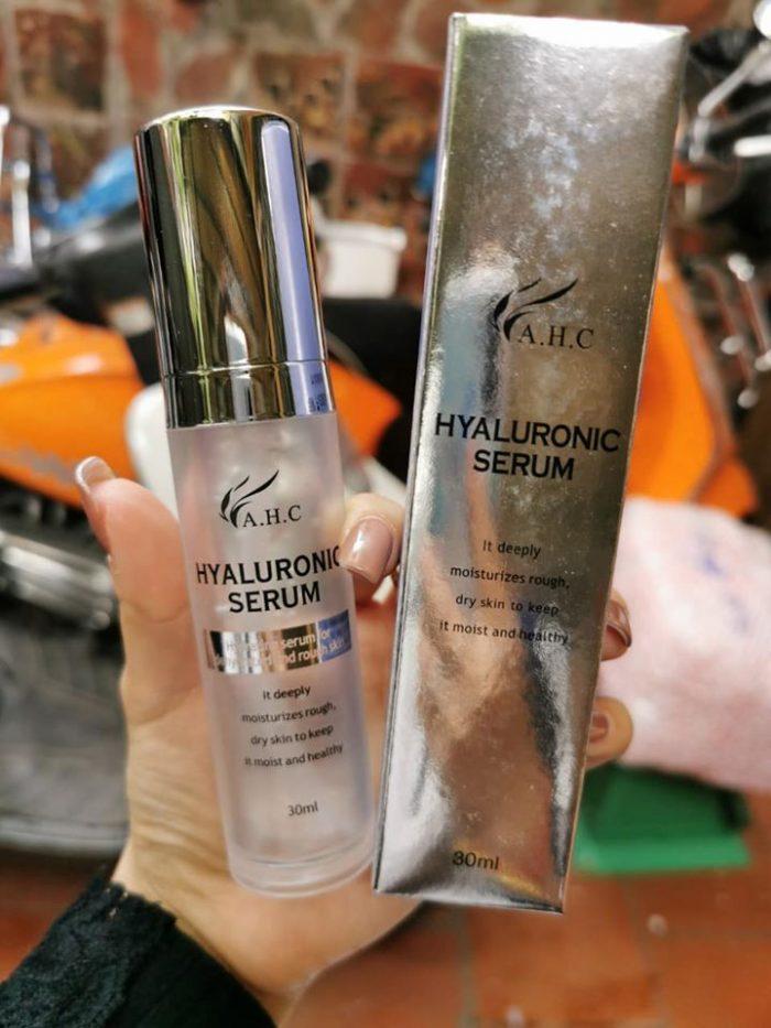 Tinh chất dưỡng ẩm AHC Hyaluronic Serum