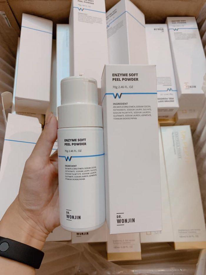 Sữa rửa mặt bột DR Wonjin ENZYME SOFT PEEL POWDER