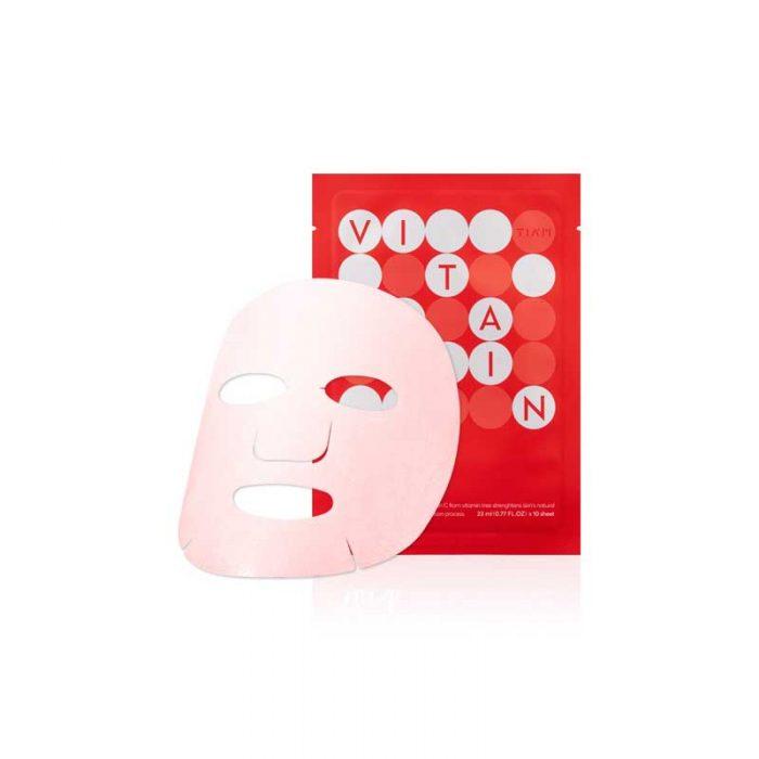 Mặt Nạ Tiam My Signature Vita Red Mask