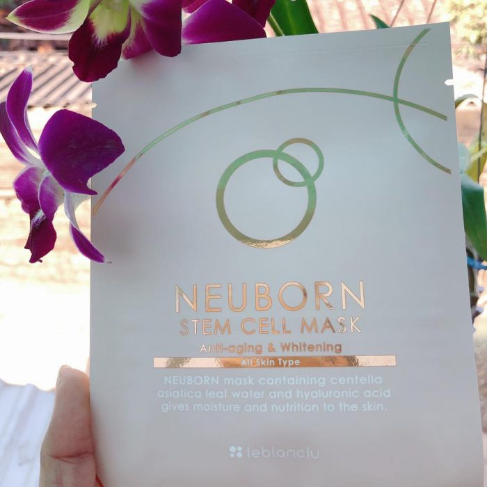 Mặt nạ tế bào gốc Neuborn Stem Cell Mask