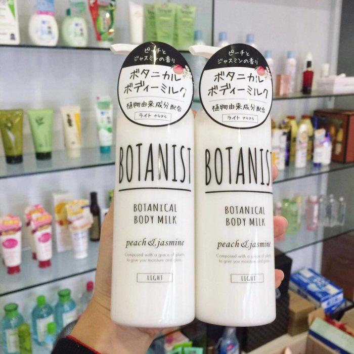 Sữa dưỡng thể Botanist Botanical Body Milk