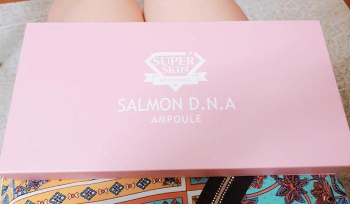 Tế bào gốc cá hồi Super Skin Salmon DNA Ampoule