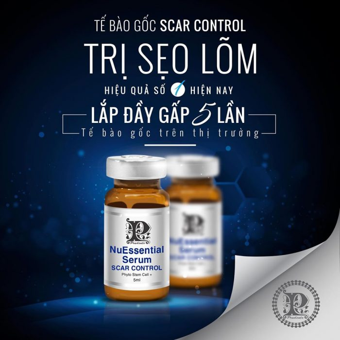 Tế Bào Gốc NuEssential Serum Scar Control